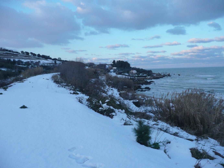 Foto Neve e  Mare: Costa abruzzese, Vasto (Ch)-p1040010.jpg