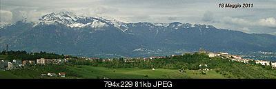 Nowcasting Nivoglaciae Majella, estate 2011-18maggio2011.jpg