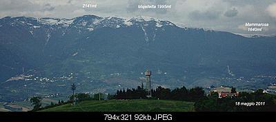 Nowcasting Nivoglaciae Majella, estate 2011-18maggiod.jpg