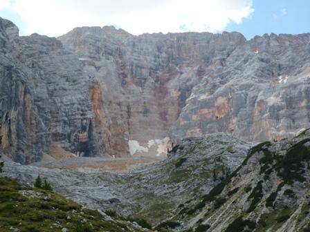 Ghiacciaio o Rock Glacier di Croda Rossa d'Ampezzo-p1000020.jpg