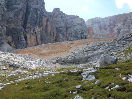 Ghiacciaio o Rock Glacier di Croda Rossa d'Ampezzo-p1000023.jpg