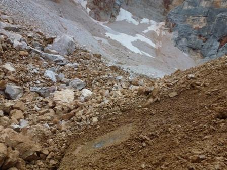 Ghiacciaio o Rock Glacier di Croda Rossa d'Ampezzo-p1000050.jpg