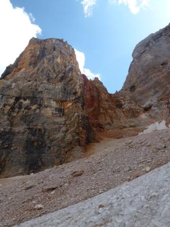 Ghiacciaio o Rock Glacier di Croda Rossa d'Ampezzo-p1000078.jpg