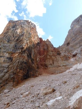 Ghiacciaio o Rock Glacier di Croda Rossa d'Ampezzo-p1000083.jpg