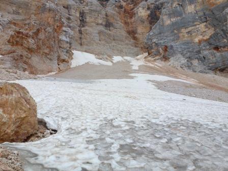 Ghiacciaio o Rock Glacier di Croda Rossa d'Ampezzo-p1000084.jpg