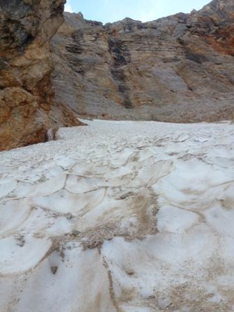 Ghiacciaio o Rock Glacier di Croda Rossa d'Ampezzo-p1000102.jpg
