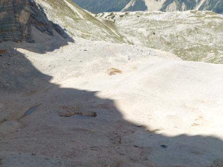 Ghiacciaio o Rock Glacier di Croda Rossa d'Ampezzo-p1000107.jpg