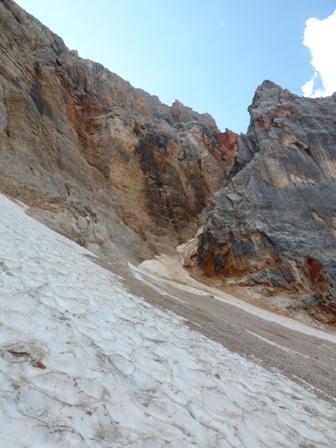Ghiacciaio o Rock Glacier di Croda Rossa d'Ampezzo-p1000104.jpg