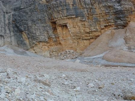 Ghiacciaio o Rock Glacier di Croda Rossa d'Ampezzo-p1000133.jpg
