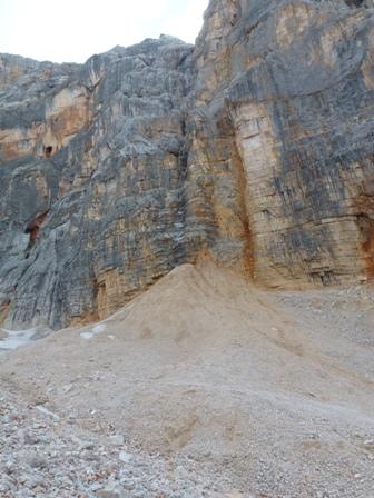 Ghiacciaio o Rock Glacier di Croda Rossa d'Ampezzo-p1000134.jpg