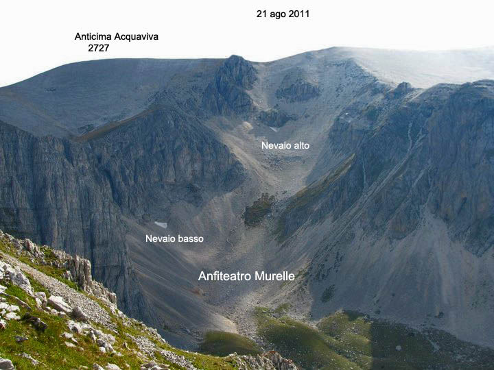 Nowcasting Nivoglaciae Majella, estate 2011-21ago2011-3-.jpg