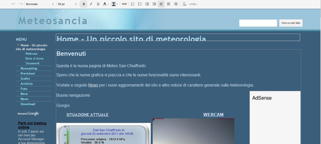 codice html per aggiornare immagini webcam-editor.png