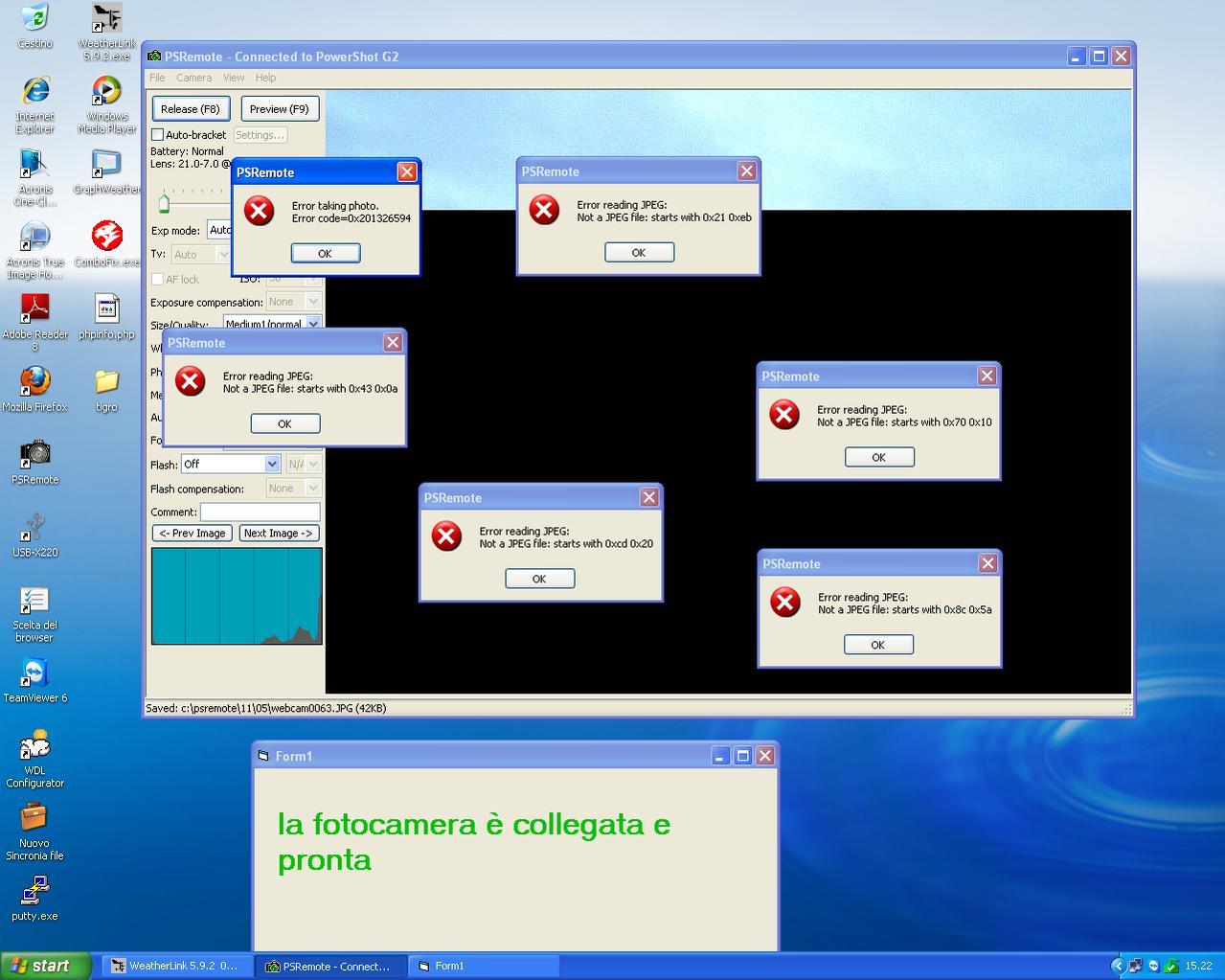PSRemote, Canon, risolviamo le sconnessioni con PSCeck-immagine.jpg