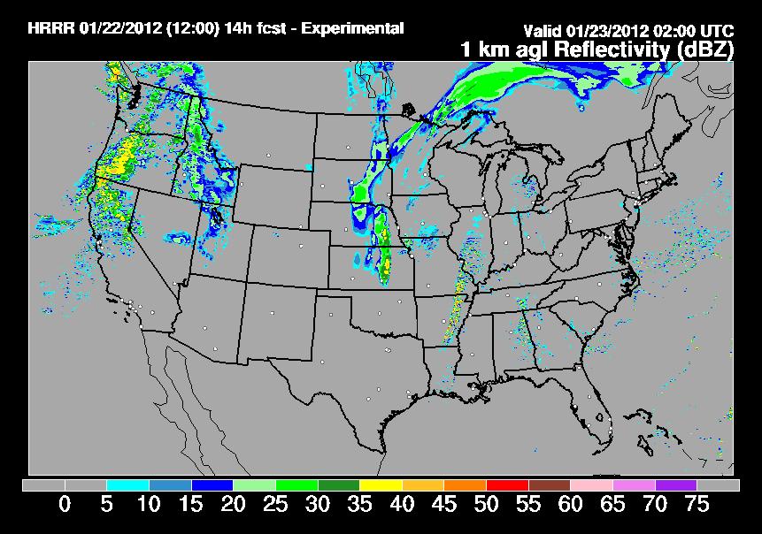 Nowcasting e Forecasting USA 2012: Altra emozionante stagione di Tornado Americani!-1ref_sfc_f14.png