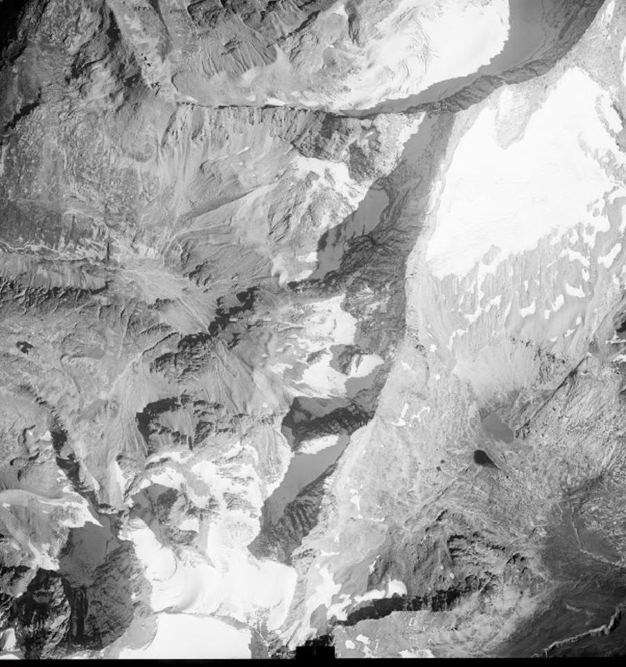 Vecchie foto aeree dei ghiacciai delle Alpi Graie (2/5)-carro-26.09.1967.jpg