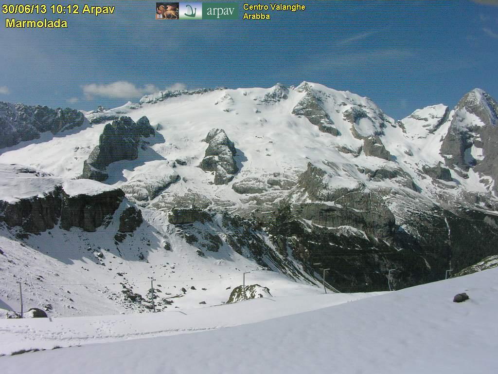 Il calo del ghiacciaio della Marmolada-130630.jpg