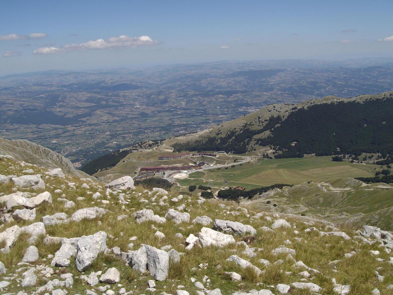 Matese, Campania, 19 giugno 2013 e nowcasting estate 2013-020.jpg