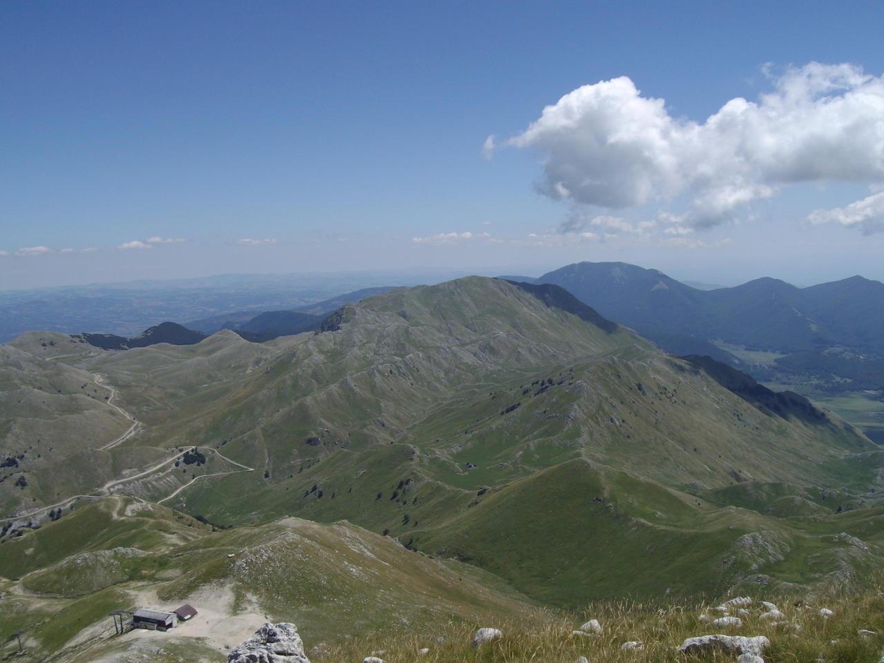 Matese, Campania, 19 giugno 2013 e nowcasting estate 2013-021.jpg