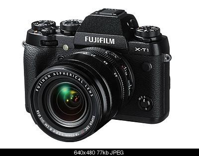 Fujifilm presenta ufficialmente la nuova x-t1-xt1-fronte.jpg