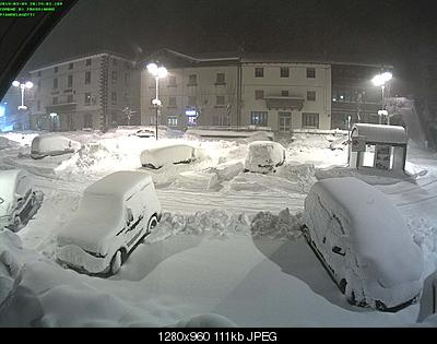 Nowcasting Emilia - bassa Lombardia - basso Veneto 1-10 Marzo 2014-piandelagotti-4-marzo-sera.jpg