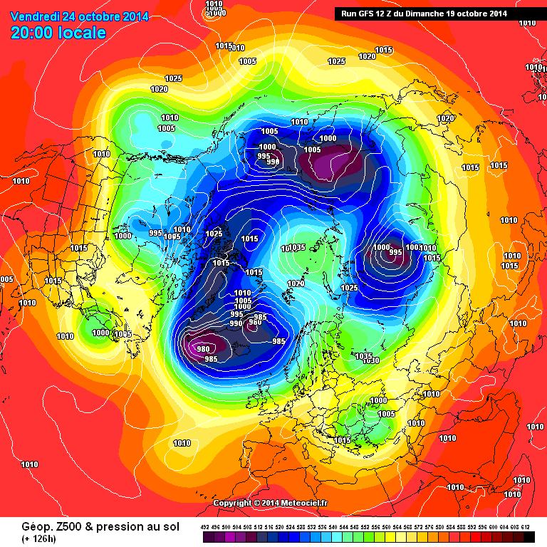 SAI (Snow Advance Index)- Analisi e monitoraggio-gfsnh-0-126.png