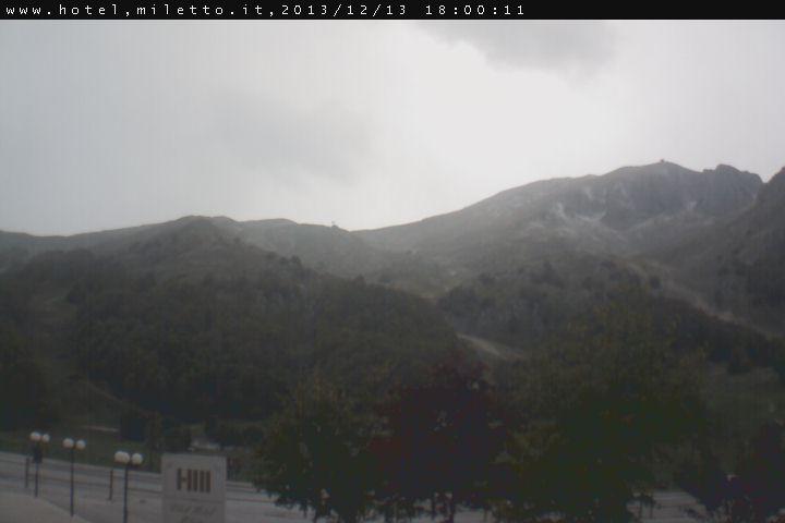 Matese, Campania, 19 giugno 2013 e nowcasting estate 2013-cam2m.jpg