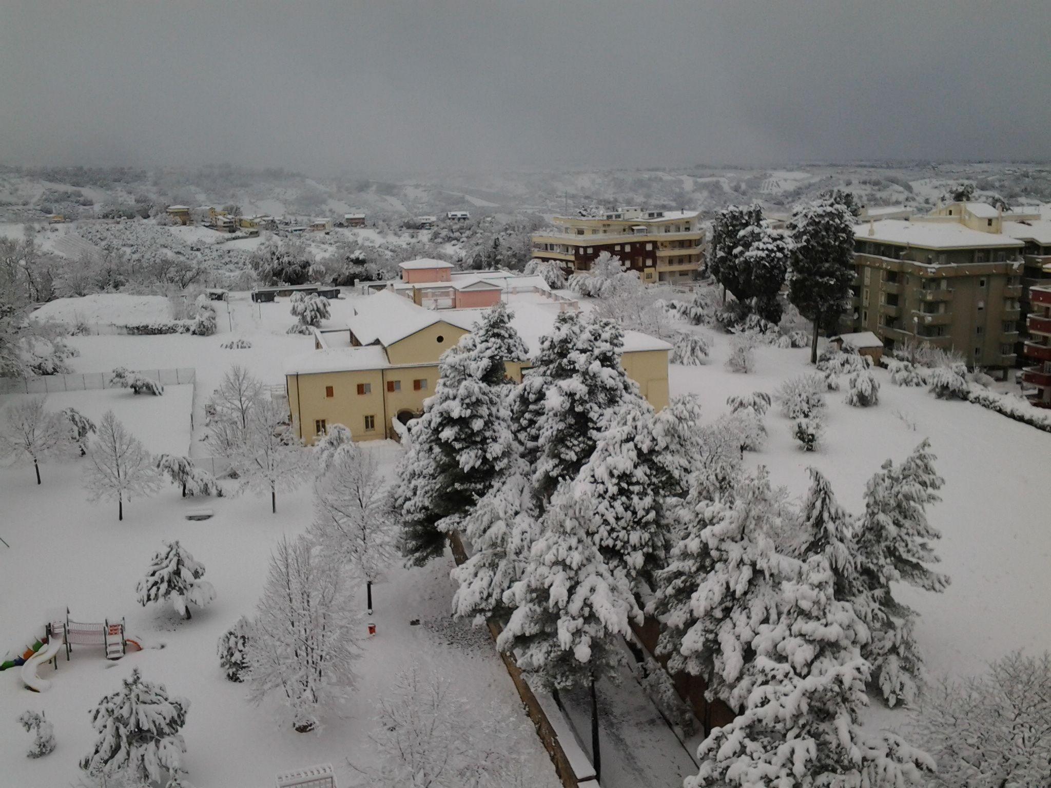 neve di questi giorni (colline adriatiche-Abruzzo)-foto3231.jpg