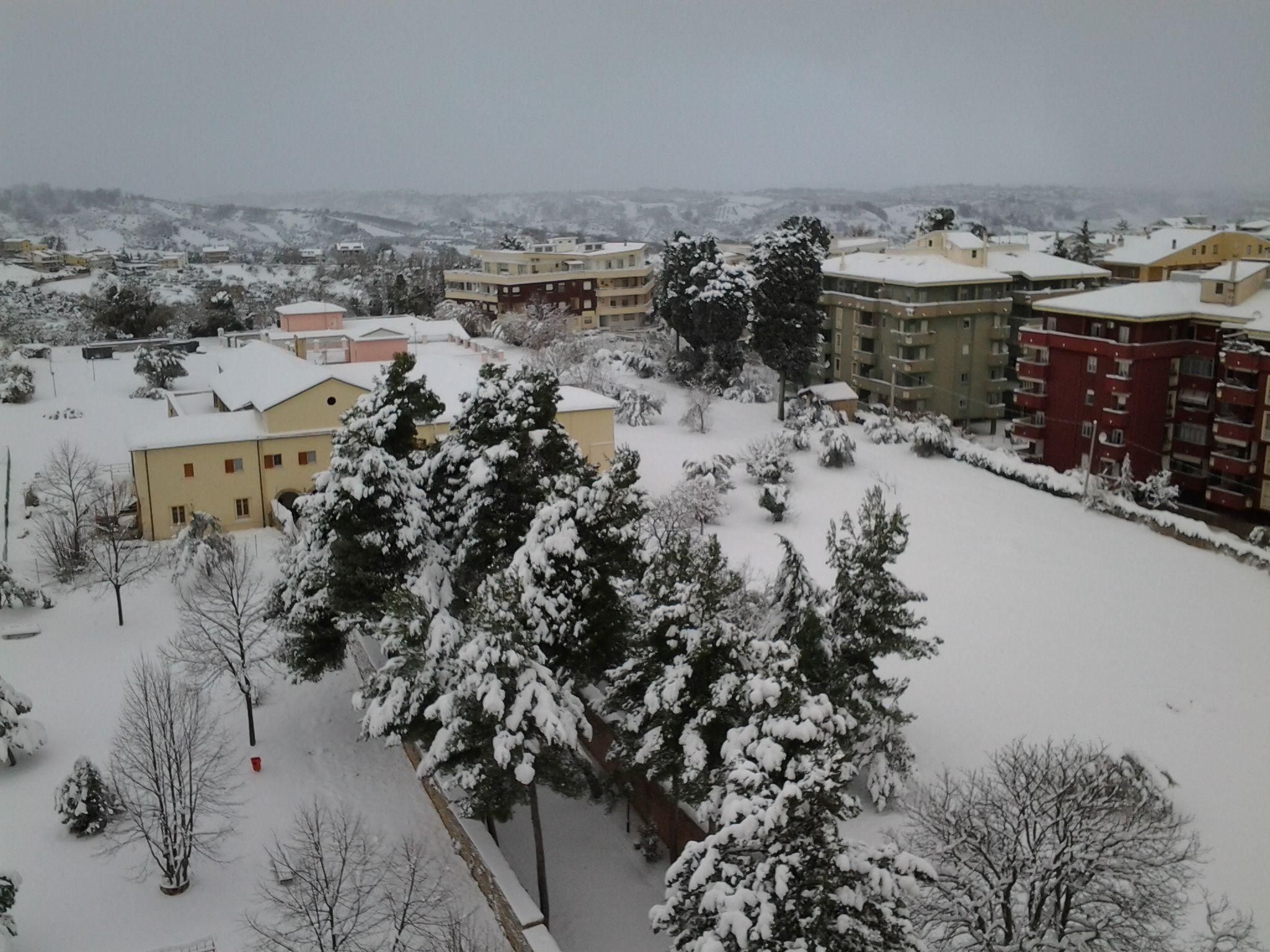 neve di questi giorni (colline adriatiche-Abruzzo)-foto3252.jpg
