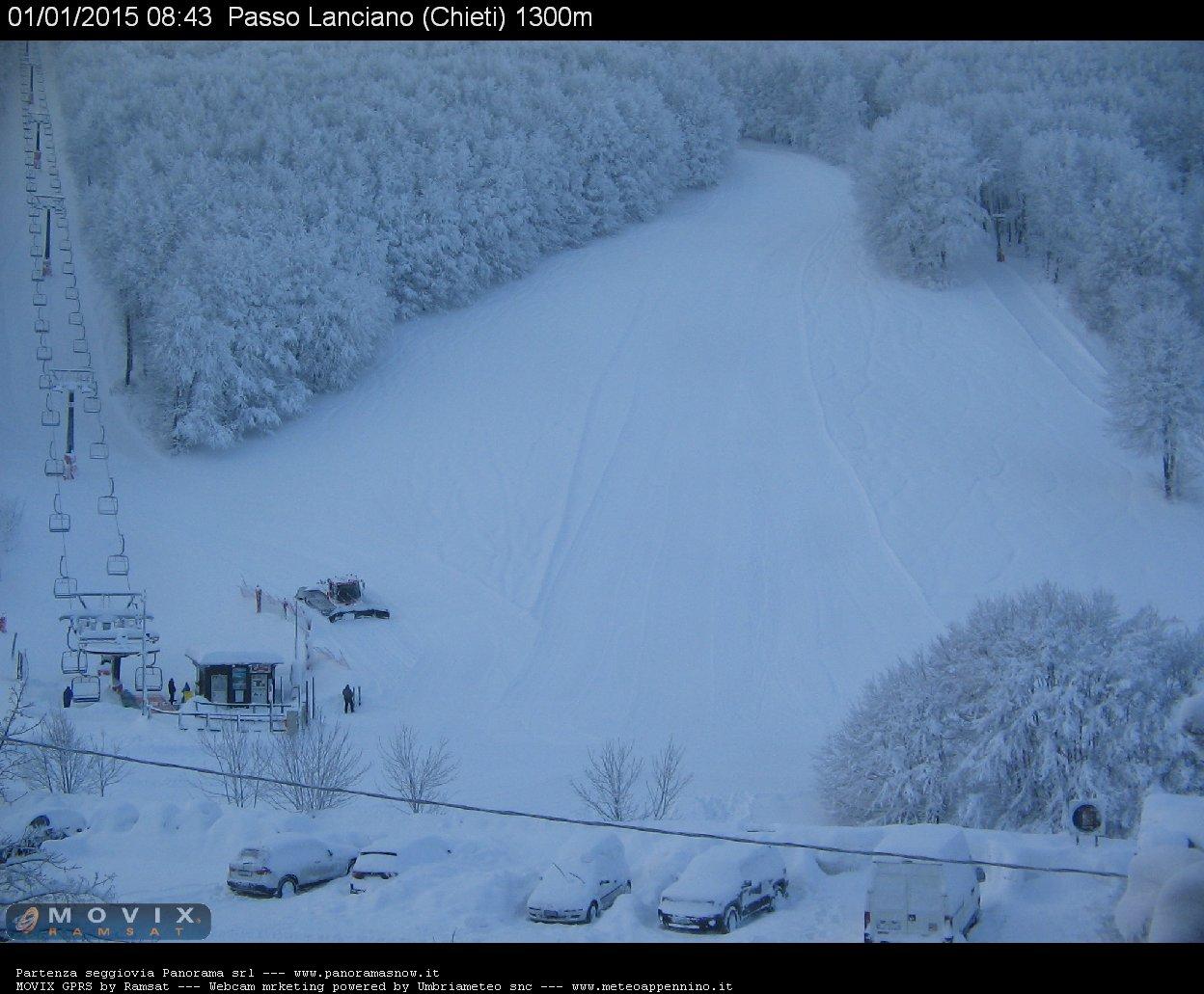 Nowcasting nivoglaciale Appennini dall' inverno 2014 all'inverno 2015-passo-lanciano-1-genn-14.jpg
