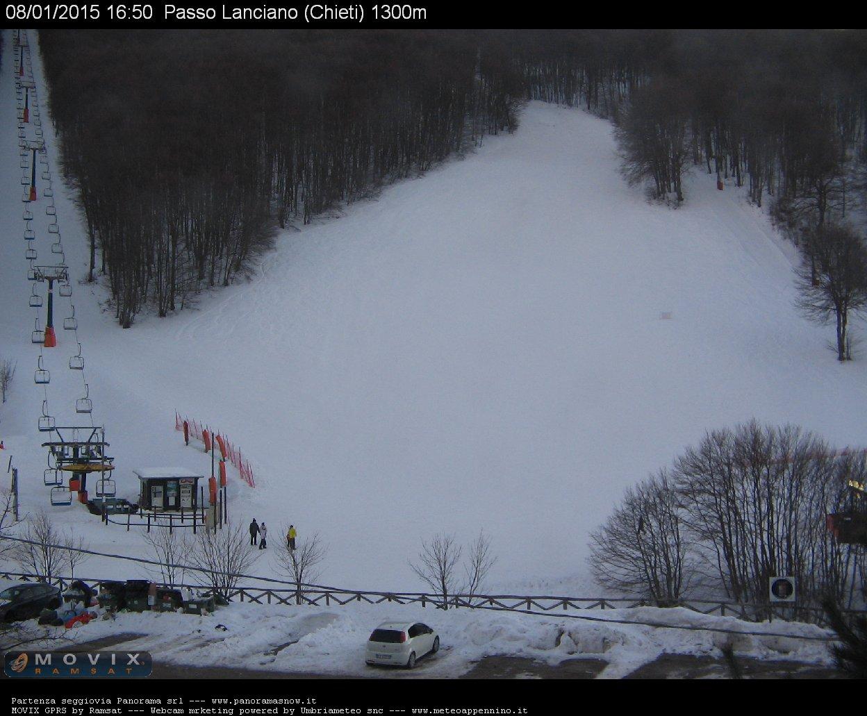 Nowcasting nivoglaciale Appennini dall' inverno 2014 all'inverno 2015-passo-lanciano-8-1-2015.jpg