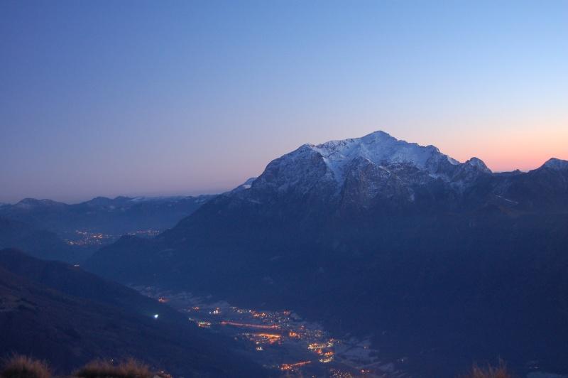 bellissimo tramonto dalla montagna ...(e neve)-dsc_0967.jpg