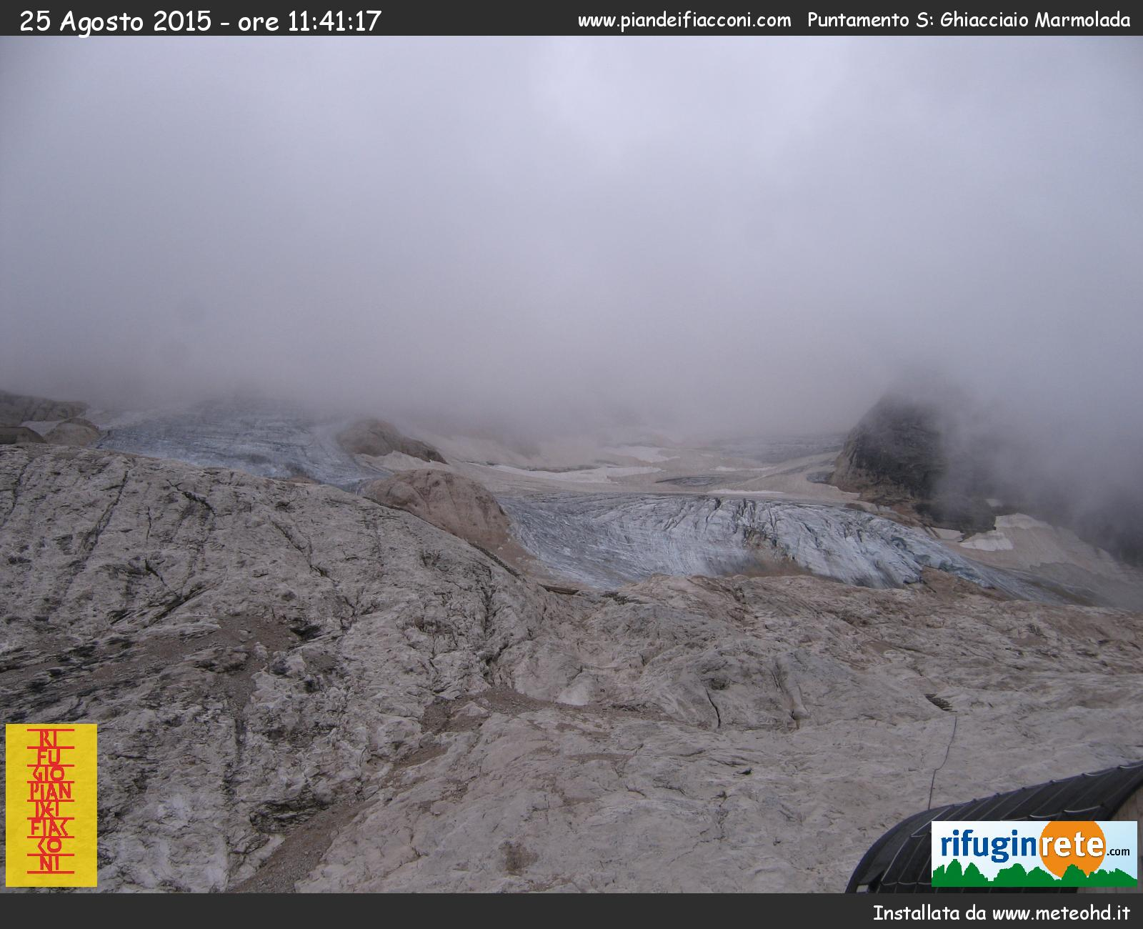 Il calo del ghiacciaio della Marmolada-cam.jpg