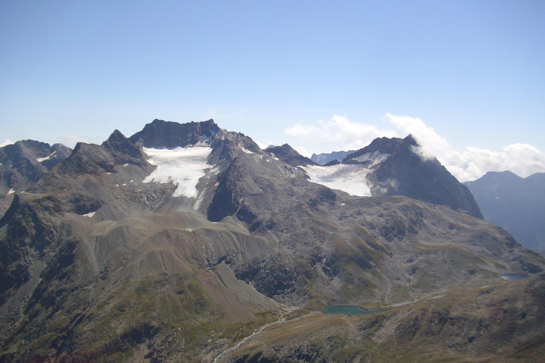 Rilievo Glaciologico Ghiacciaio di Saliente - Livigno-dsci0109.jpg