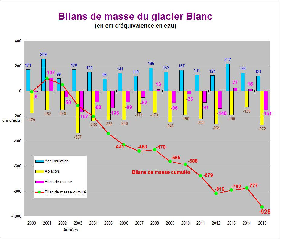 Bilancio di massa nei Ecrins-glacier-blanc-2000-2015.jpg