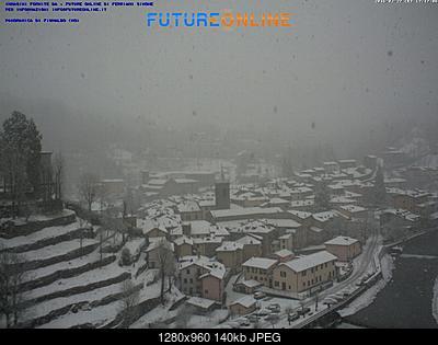 Emilia - Basso Veneto - Bassa Lombardia 21-29 Febbraio 2016-fiumalbo-mo-27-feb.jpg
