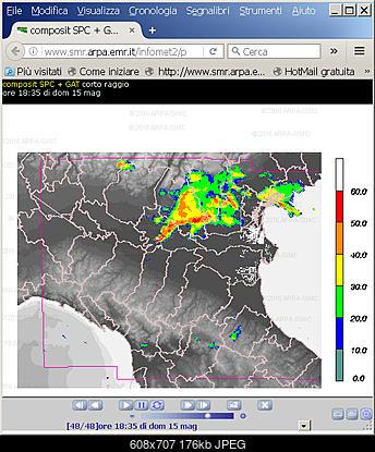 Emilia, Basso Veneto e Bassa Lombardia 11-20 Maggio 2016-radar.jpg