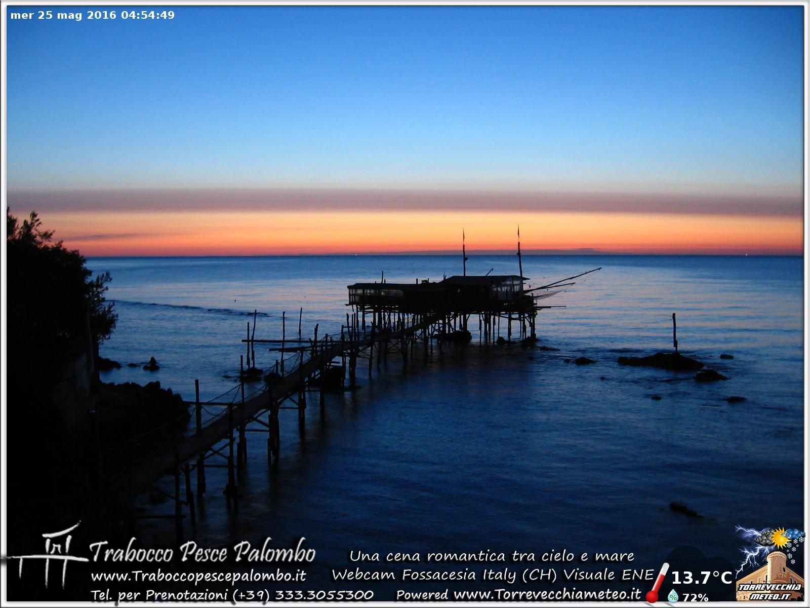 Nuova Webcam sul Trabocco Fossacesia - Costa dei Trabocchi --ore_04.55.jpg