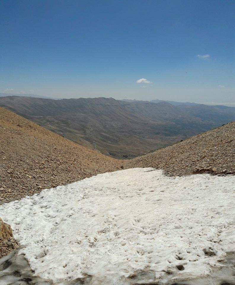 Catena del Libano - Situazione neve attraverso le stagioni-13590378_533031350217348_6972481082449463399_n.jpg