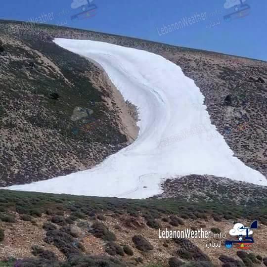 Catena del Libano - Situazione neve attraverso le stagioni-neve-qs-270716.jpg