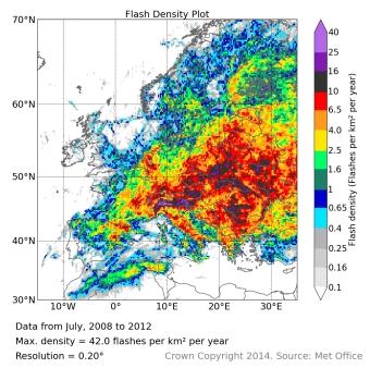 Distribuzione fulminazioni in Europa (periodo 2008-12)-50ntdk.jpg