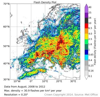 Distribuzione fulminazioni in Europa (periodo 2008-12)-wjcajs.jpg
