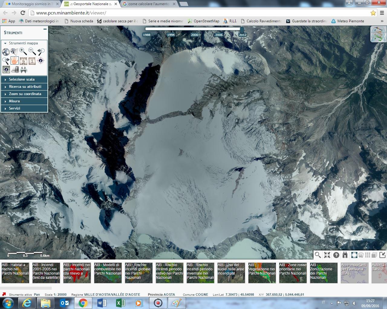 Il ritiro dei ghiacciai in Italia e nel mondo: qui i confronti-granpa-2012.jpg