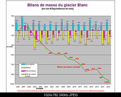 Bilancio di massa nei Ecrins-bilan-glacier-blanc-2016.jpg