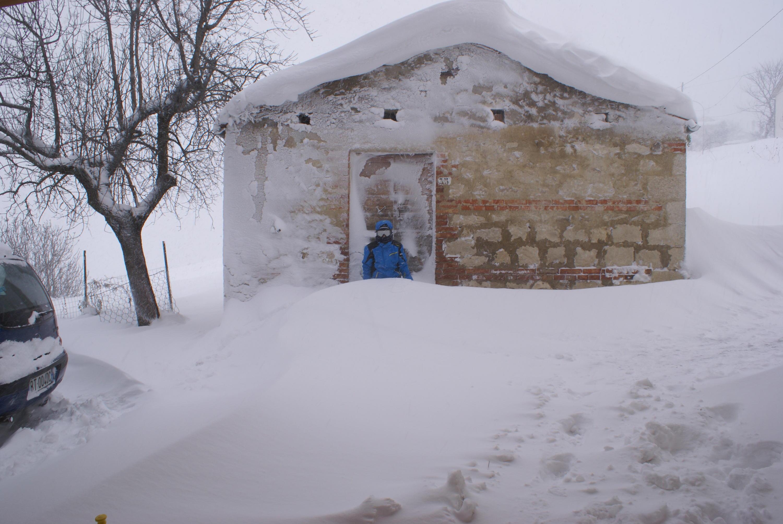 neve di questi giorni (colline adriatiche-Abruzzo)-dsc05308.jpg