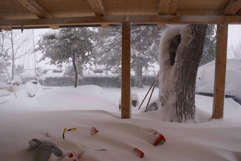 neve di questi giorni (colline adriatiche-Abruzzo)-dsc05306.jpg
