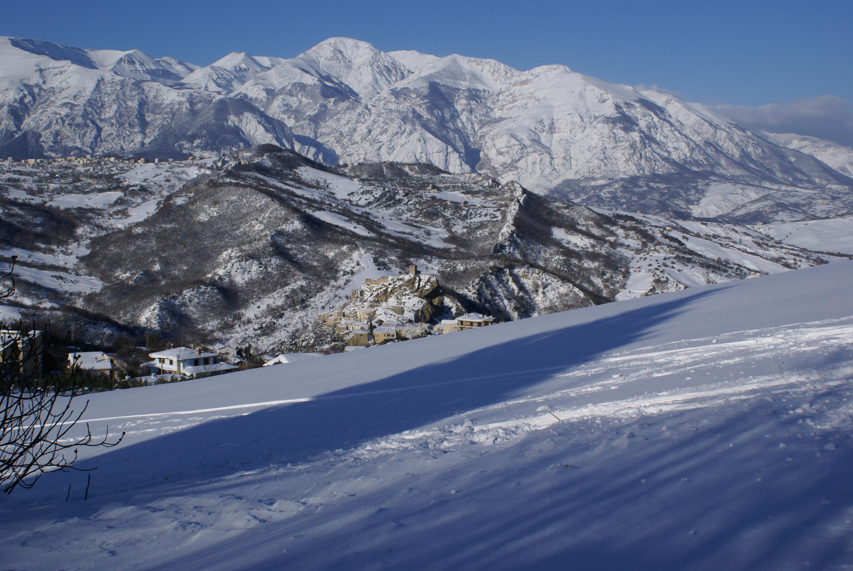 neve di questi giorni (colline adriatiche-Abruzzo)-dsc05345.jpg