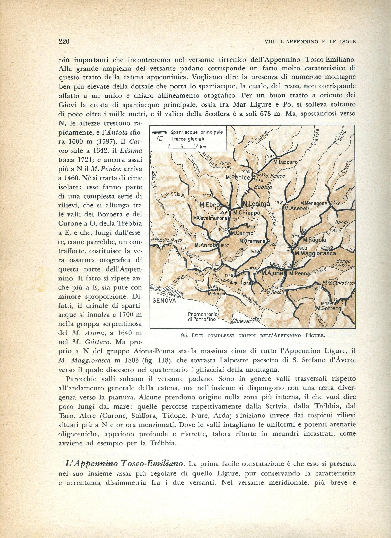 ghiacciai pleistocenici monte gottero e monti limitrofi-italia-fisica-1957.jpg