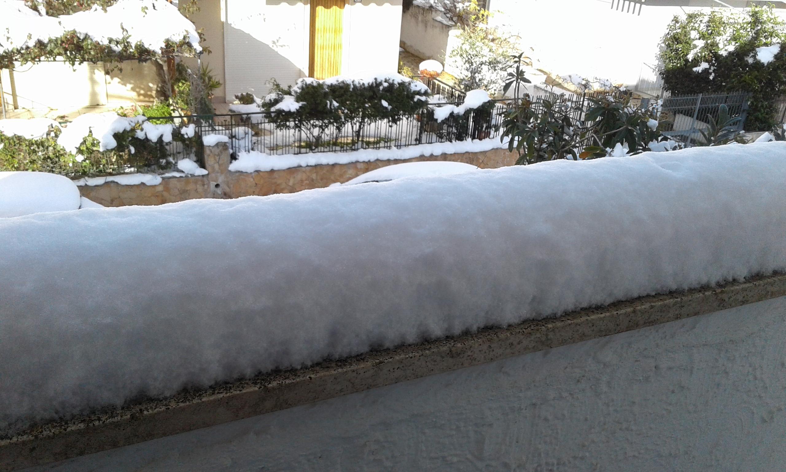 Gelo e neve d'Epifania 2017_qui tutte le FOTO e i VIDEO-20170108_143239.jpg