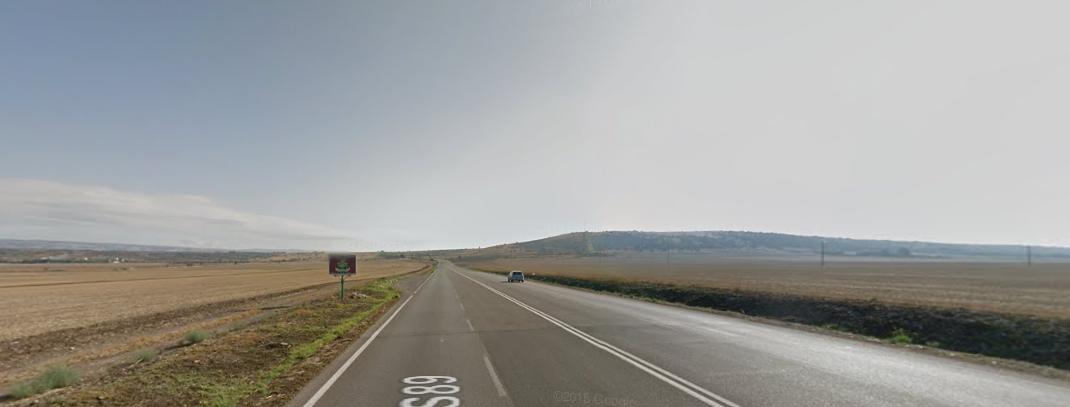 I microclimi pugliesi-ss89-google-maps-direzione-manfredonia.png