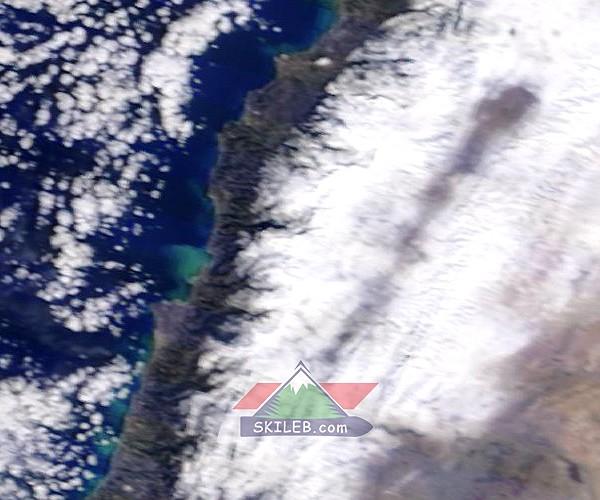 Catena del Libano - Situazione neve attraverso le stagioni-satellite-41-.jpg